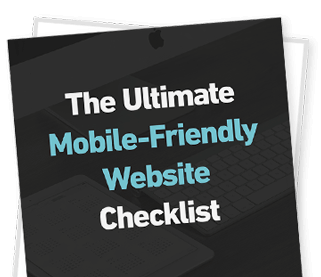 Mobile-friendly website checklist