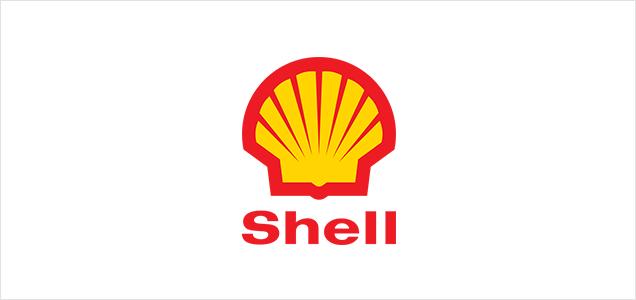Shell company logo design