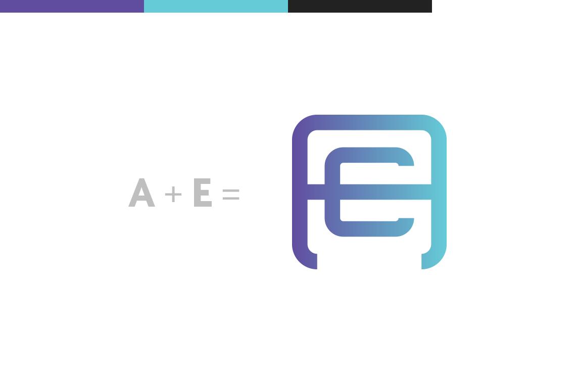 Accurate Energy logomark design